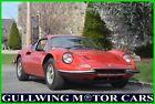 1972 Ferrari 246GT Dino  1972 Used Manual Coupe