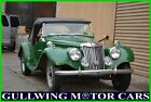 1955 MG TF  1955 Used