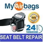 FITS MERCEDES SEAT BELT REPAIR BUCKLE PRETENSIONER REBUILD RESET SERVICE