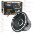 "NEW INFINITY KAPPA 10"" CAR AUDIO SUBWOOFER W/ SELECTABLE 4 OR 2-OHM SWITCH 1800W"