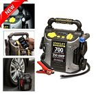 Portable Car 12V Battery Charger Jump Starter Booster w/ Air Compressor USB port