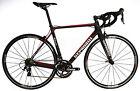 56 L STRADALLI CARBON FIBER BITONTO SHIMANO ULTEGRA 6800 ROAD BIKE BICYCLE FSA