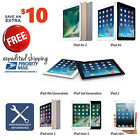 Apple iPad 2,3,4,Air or mini 16GB|32GB|64GB|128GB Pro-Refurbished WiFi Tablet
