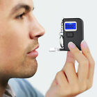 Digital LCD Breath Alcohol Breathalyzer Tester Test Detector Analyser Keychain