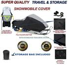 HEAVY-DUTY Snowmobile Cover Arctic Cat Cougar 2 up 1992