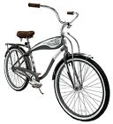 """26"""" Superb5 Men's Cruise Coaster brakes Steel Front and Rear Fenders"""