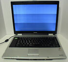 Toshiba M45-S165 15.4'' Notebook (Intel Celeron M 1.60GHz 512MB) BROKEN AS IS