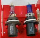 Super White High Performance Halogen Bulbs - Type R (2 bulbs) #9007