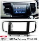 CARAV 11-517 Car CD Radio Fascia Surround Panel For HONDA Odyssey 2013+