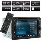 """6.2"""" Double 2Din In Dash Car Stereo DVD Player Touch Screen BT Radio TV"""