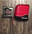 "TaylorMade OS Spider Putter 33"" LH - MINT CONDITION"