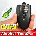 Black Dispaly Breathalyzer Detector Breath Analyzer Digital Alcohol Tester