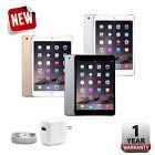 New Apple iPad mini 3 16GB/64GB/128GB Gold/Silver/Space Gray 1-Year Warranty