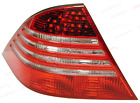 Mercedes Taillight Lens w220 s430 s500 s600 Driver Side Light oem ULO new