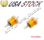 2 PACK UNIVERSAL GAS FUEL FILTER MAGNET 50 150 GY6 2/4 STROKE SCOOTER ATV TAOTAO