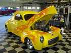 1941 Willys base 1941 willys coupe blown hemi