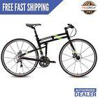 "New 2019 Montague FIT 19"" 700cc Folding Bike, Free Shipping, Authorized Dealer"