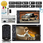 """For Dodge Car Stereo 6.2"""" 2 Din DVD Player Radio Touch Screen In-dash Bluetooth"""
