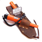 Brown Leather Sheath Left Sided, Quest Xpointer Pro & Diamond Right Digger