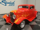 Ford Coupe  COLLECTOR-OWNED, NO-EXPENSE-SPARED BUILD, 500 MILES ON RESTO, CRATE 350, A/C, A+
