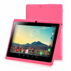 """iRULU Expro3 7"""" Pink Tablet PC Android 6.0 Quad Core HD WIFI 16GB Google GMS"""