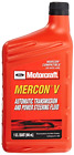 Genuine Ford XT-5-QM MERCON-V Automatic Transmission & Power Steering Fluid 1QT