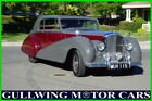 Bentley Park Ward Coupe RHD  1951 Used