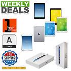 iPad | Air,mini,2,3,4,Pro Refurb | WiFi | 16GB 32GB 64GB 128GB 256GB | Warranty