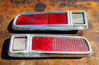 1970 FORD Taillight Assembly Set Pair SAE-TSIAR-70FN Maverick Comet Vintage Car