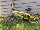 Bmx Haro Backtrail Bike