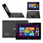 "iRULU W3 Windows10 10.1"" Tablet PC Quad Core 32G 1028*800 IPS HDMI Laptop New"