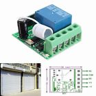 Circuits 12V 1Ch RF Switch RF Remote  Control Wireless Relay Receiver Module