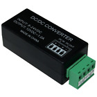 Leapmicro 8-24V DC to 12V DC Power Converter for Long Distance Power Transmissio