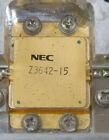 1pc NEC Z3642-15 15W/3.6-4.2G Microwave power amplifier tube