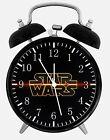 "Starwars Alarm Desk Clock 3.75"" Room Decor D64 Nice for Gifts wake up"