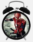"Spiderman Alarm Desk Clock 3.75"" Room Decor X52 Nice for Gifts wake up"