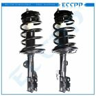 2 Front Complete Struts w/Spring Mounts Assembly For 2004-06 Toyota Camry