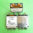 1pc Agilent 8765B DC-20GHz 24V SPDT SMA RF coaxial switch