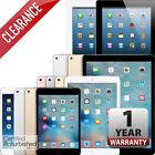 Apple iPad | Air,mini 2,3,4,Pro | WiFi Tablet | 16GB 32GB 64GB 128GB 256GB PROMO