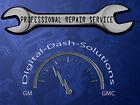 99-02 SILVERADO SPEEDOMETER CLUSTER ODOMETER PARK INDICATOR TEST &REPAIR SERVICE