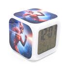 Led Alarm Clock The Flash Creative Digital Table Alarm Clock for Kids Toy Gift