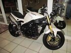 Speed 1050 SPEED 2007 Triumph Speed 1050 SPEED 2544 Miles White  1050CC