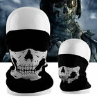 Skull Ghost Bandanna Bike-Motorcycle-Paintball-Ski Scarf Pullover Face Mask