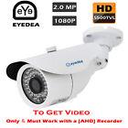 960P 1.3MP Night Vision CMOS Surveillance CCTV Security Camera for AHD Recorder