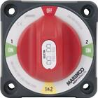 Marinco 771-S Pro Installer Battery Selector Switch (1-2-Both-Off)