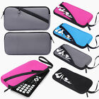Carrying Case Bag For Graphing Calculator Texas Instruments TI-84 83 89 Plus CE