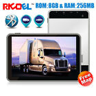 Ricoel 5'' Car GPS SAT NAV NAVIGATION Speedcam POI Bluetooth AV-IN 8GB 256M Sale