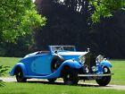 1936 Rolls-Royce Other Drophead coupé 2-door Rolls-Royce Phantom III Vanvooren Drophead coupé