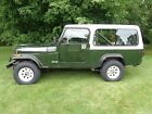 1982 Jeep CJ CJ-8 SCRAMBLER 1982 JEEP SCRAMBLER CJ-8 SURVIVOR AUTOMATIC 6 CYLINDER ORIGINAL STOCK CJ8 CJ 8