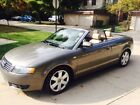 2004 Audi A4 convertible 2004 Audi A4 1.8T Convertible, 1 owner